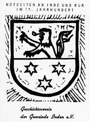 """""""Notzeiten an Inde und Rur"""" - Pest- u. Kriegszeiten im 17. Jahrhundert"""