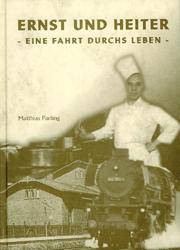 """""""Ernst und heiter"""" – Gedichte und Abhandlungenvon Matthias Parting"""