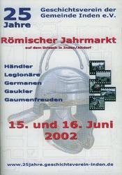 """Sonderdruck """"25 Jahre Geschichtsverein"""""""